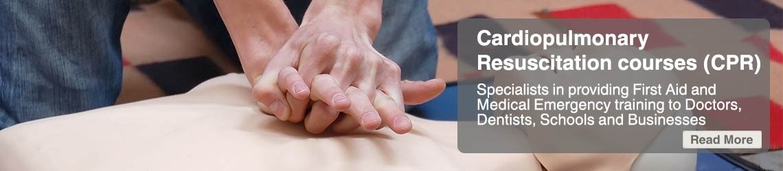 CARDIOPULMONARY  RESUSCITATION TRAINING COURSES